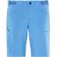 Bergans Torfinnstind Shorts Ladies Light Winter Sky/Athens Blue
